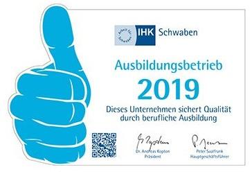 IHK-Auszeichnung_Ausbildungsbetrieb-2019